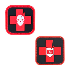 ITS Medical PVC ID Square Patch