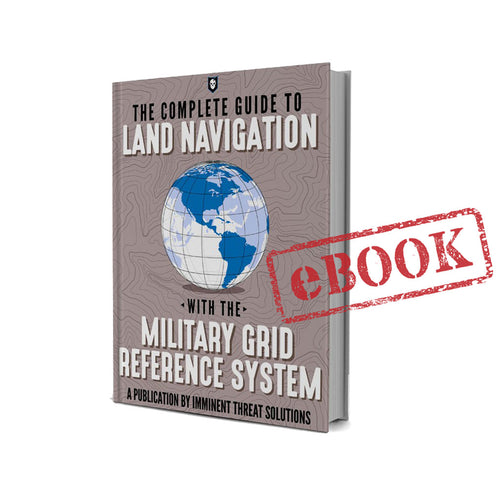 (eBook Only) The Complete Guide to Land Navigation with MGRS