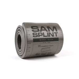 "SAM Splint - 36"" Rolled - Charcoal"