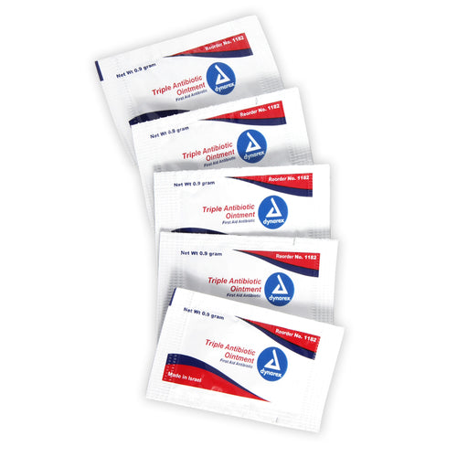 Triple Antibiotic Ointment (15-Pack)