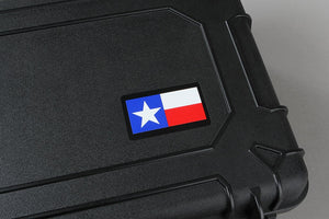 ITS Texas State Flag Stickers (2-Pack)