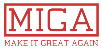 MIGA Gear fashion logo