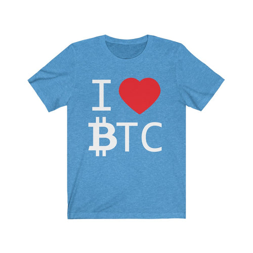 I Heart Bitcoin T-Shirt