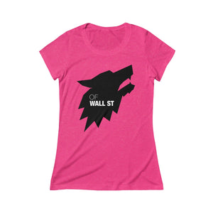 WOLF OF WALL ST - Women's t-shirt