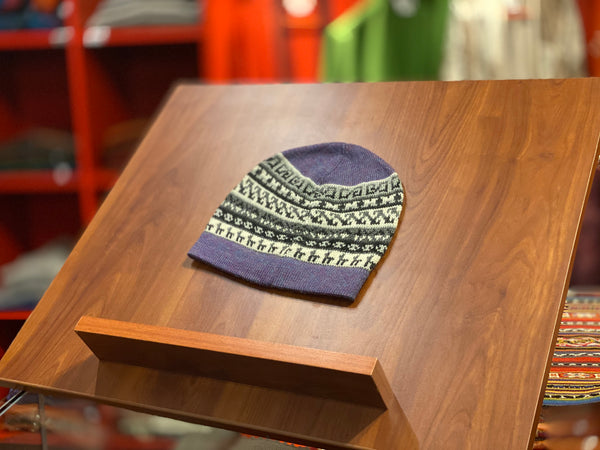Andean traditional hat