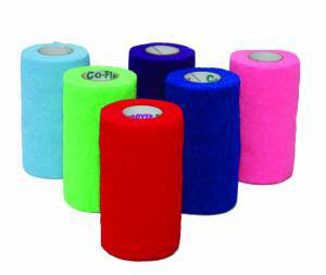 Bandage Vet Eco Flex 18 Rolls Mixed