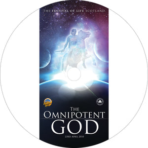 The Omnipotent God (DVD)
