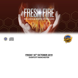 Fresh Fire (CD)