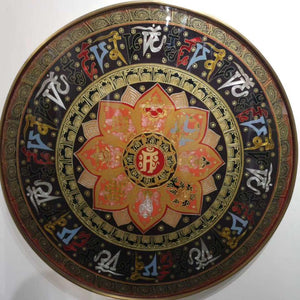 ACEVER_ART_WALL_DECOR_TIBET_CODE