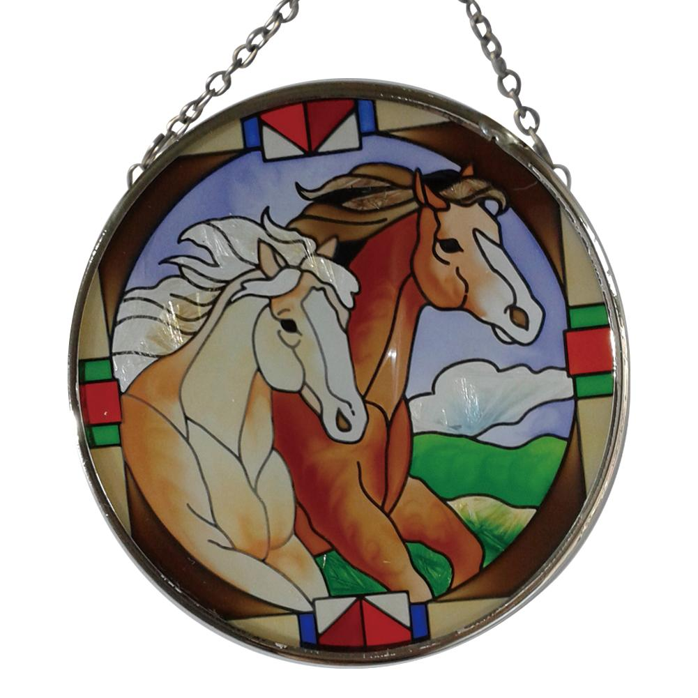 ACEVER_GLASS_SUNCATCHER_HORSE