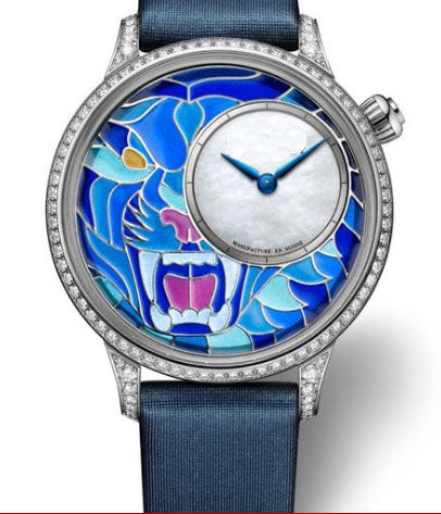 Cloisonne Enamel Watch Dial