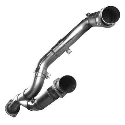 "2009-2010 GM 1500 Series Truck(6.2) 3"" x OEM Off Road Y-Pipe"
