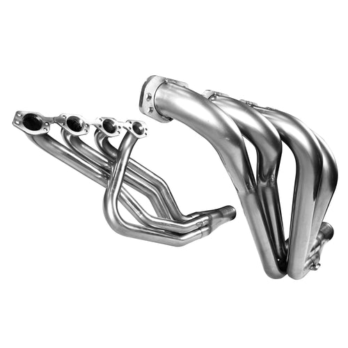"1979-1993 Ford Mustang 2"" x 3 1/2"" Header for Trick Flow TWR / SVO 351 ""N"" / Brodix-Track 1X ""N"" / Victor 2 Cylinder Head"
