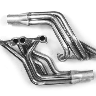 "1979-1993 Ford Mustang with Small Block Chevy 2"" x 3 1/2"" Swap Header"