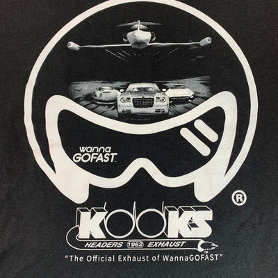 Kooks T-Shirt Wanna Go Fast