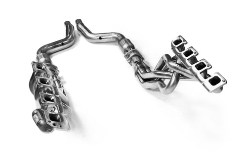 "2005-2008 Dodge Magnum R/T, Charger R/T, and Chrysler 300 1 3/4"" Headers and Catted Connection Pipes"