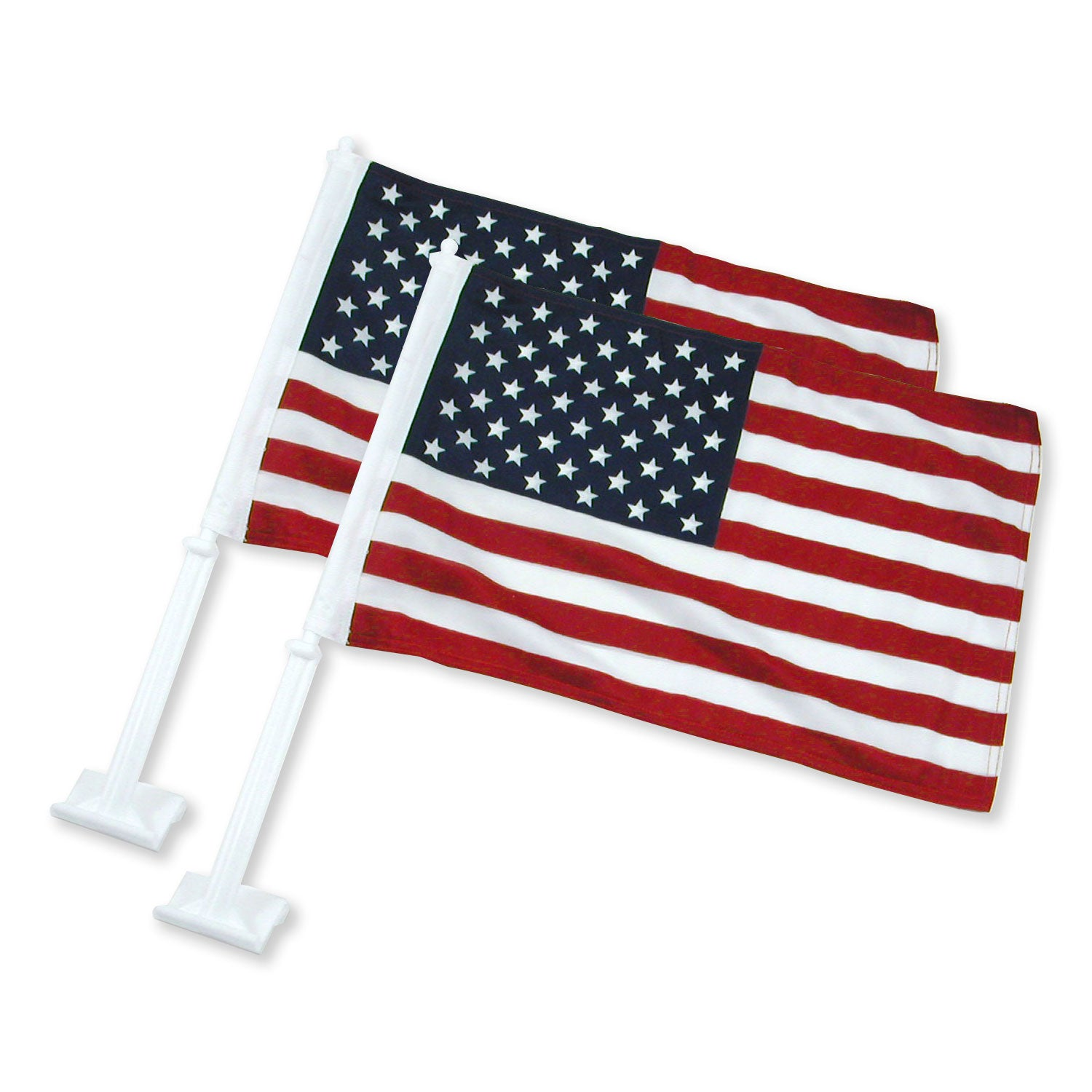 American Car Flags (2-Pack)