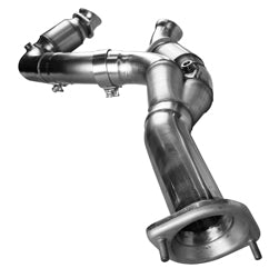 "2007-2008 GM 1500 Series Truck (4.8/5.3/6.0) 3"" x OEM Catted Y-Pipe"