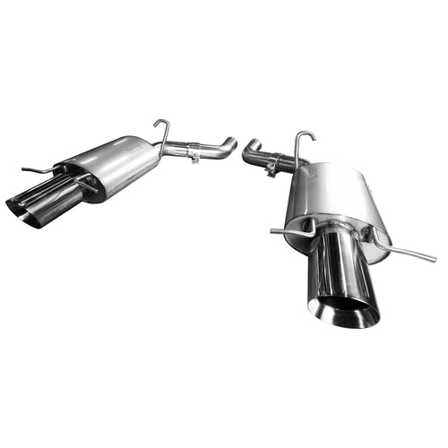 2009-2014 Cadillac CTS-V Axle Back Exhaust