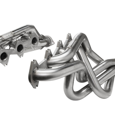 "2005-2010 For Mustang GT 1 5/8"" Headers and Off Road X-pipe"