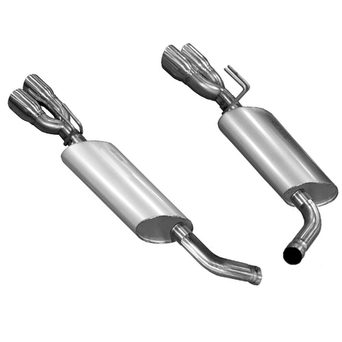 2014+ Chevy SS Axle Back Exhaust
