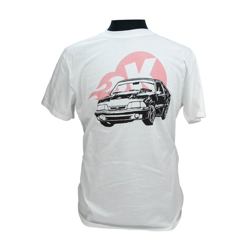 Fox Body K Flame Tshirt
