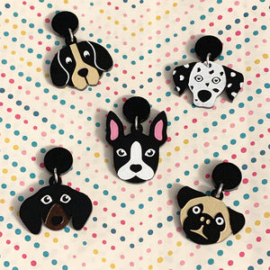 Puppy Pack Mini Dog Dangles - CHOOSE YOUR DOG