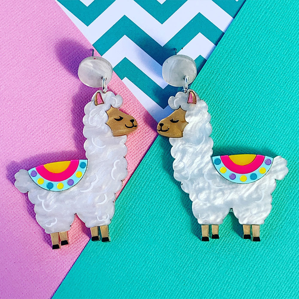 Loopy Llama Statement Dangles