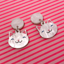 Little Purrers Mini Cat Dangles - CHOOSE YOUR COLOUR