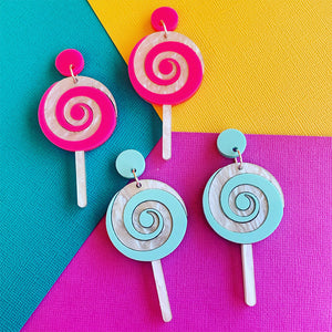 Candy Lane Lollipop Dangles - CHOOSE YOUR FLAVOUR