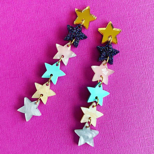 Butter Dreams - Starlite Statement Dangles
