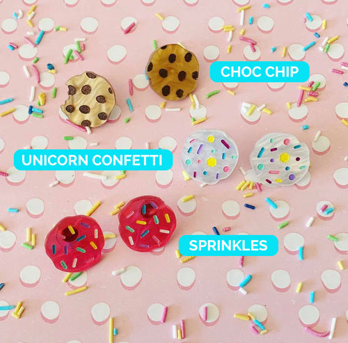 Delicious Cookie Studs - CHOOSE YOUR FLAVOUR!