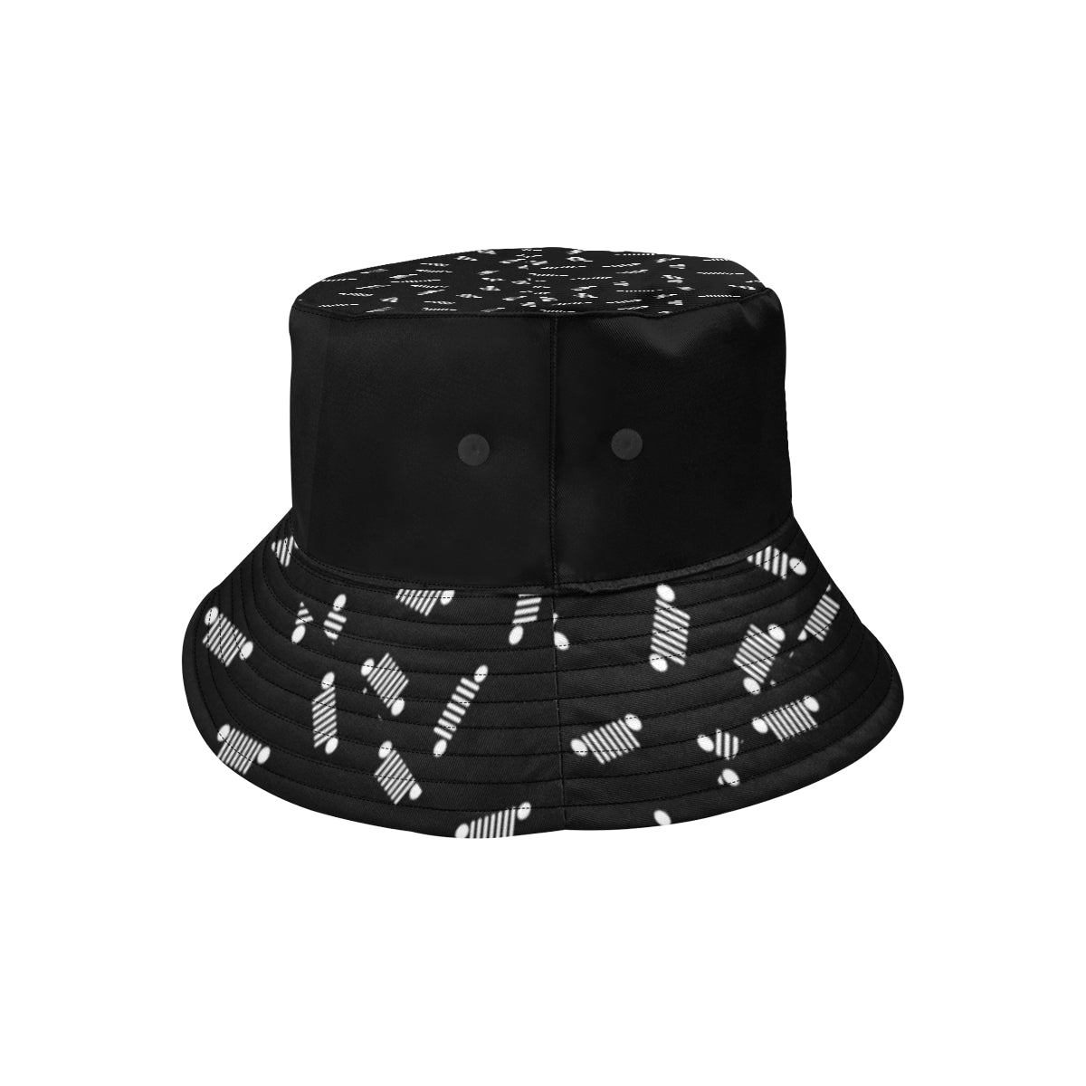 Kitty jeep bucket hats