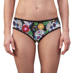 Candy skull Women's Briefs