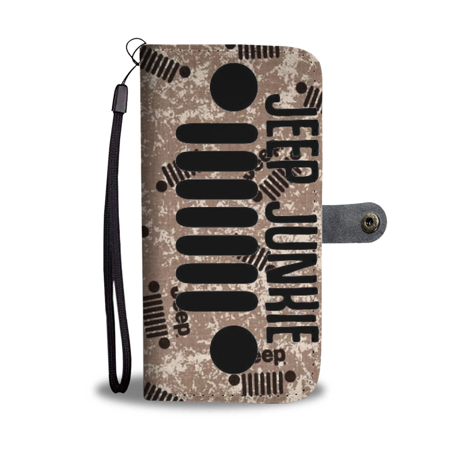 Jeep phone case for wrangler and cherokee junkie
