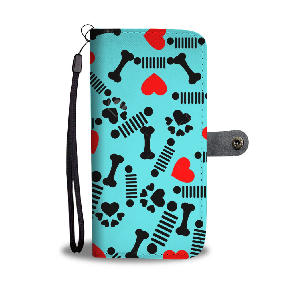 Jet pet wallet case