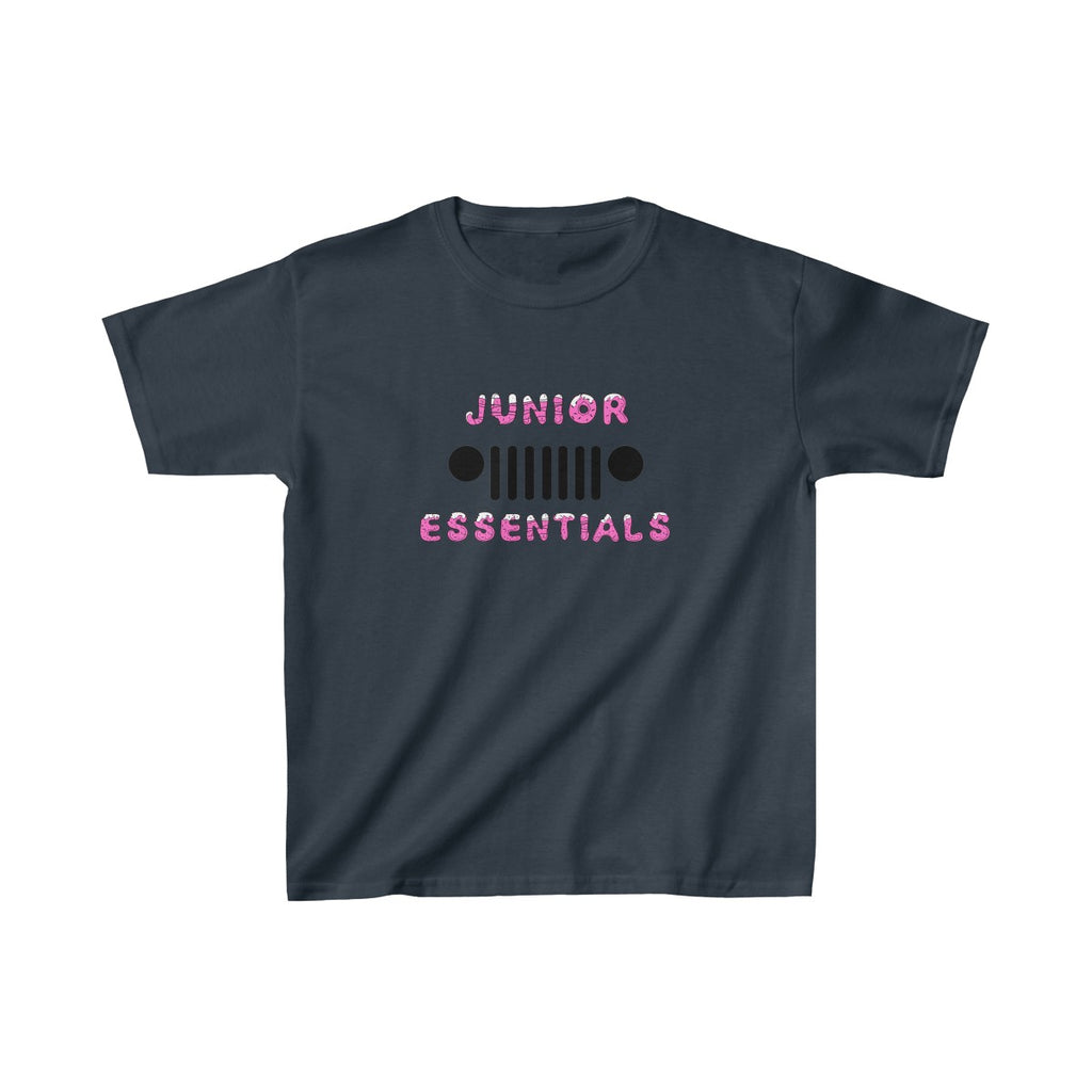 The Essentials Pink Kids Heavy Cotton™ Tee
