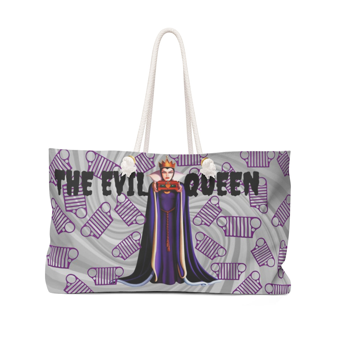 Jeep Evil Queen Weekender Bag