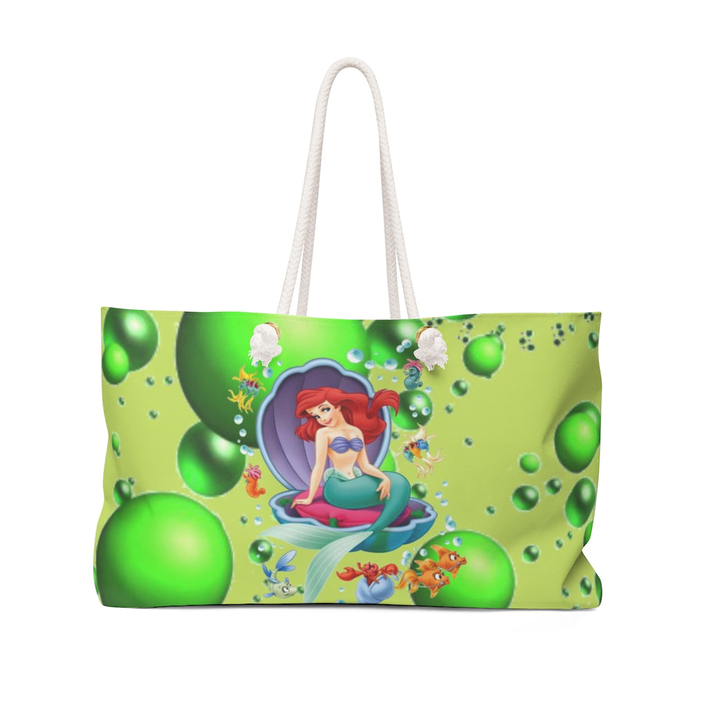 Little Mermaid Jeep Weekender Bag