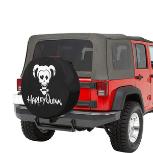 Jeep accessories tire cover decal