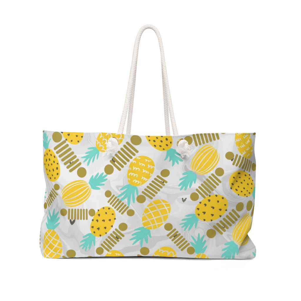 Jeep pineapple beach weekender Bag