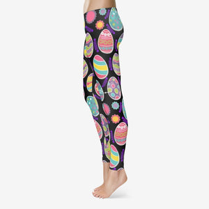 Jeepster logo Women's Temp Control Cotton Leggings