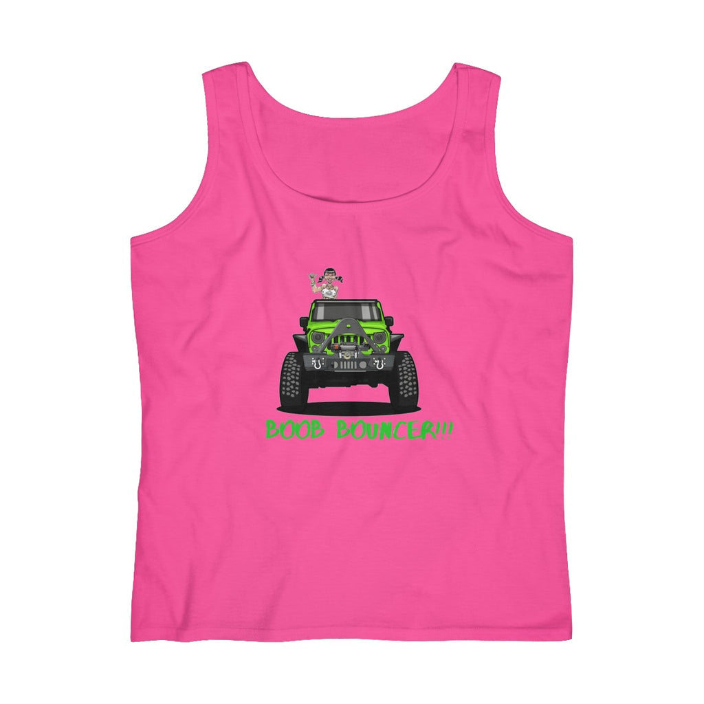 Boob bouncer Women's Lightweight Tank Top