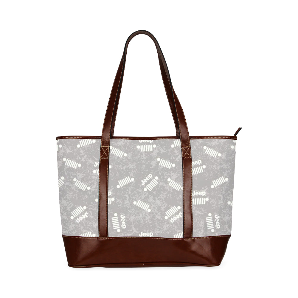 Jeep tote handbags.