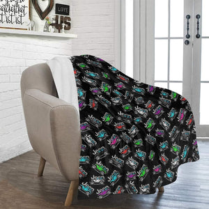 Jeeps everywhere super soft throw blanket.