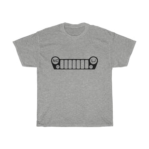 Jeep shirts accessories tee Grill Unisex