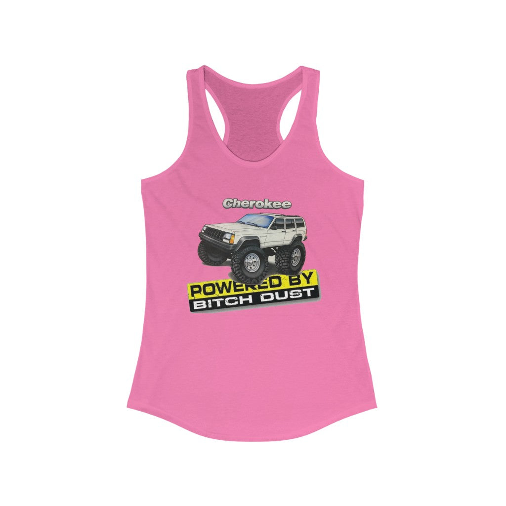 XJ nation Women's Ideal Racerback Tank