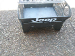 Steel Jeep Fire Pit / BBQ Grill made to order - Outdoor Camping