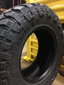 5 NEW 33x12.50R17 jeep wrangler tires Centennial Dirt Commander M/T Mud Tires MT 33 12.50 17 R17