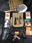 Snow Light Weapon Shelter - Survival Kit Bug out Bag - MOLLE Jeep